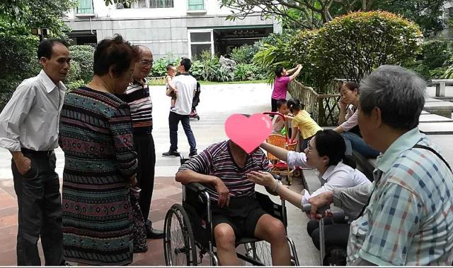 北京高档养老年护理院我的一次椿萱茂家庭支援服务